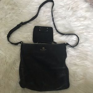 Kate Spade crossbody and wallet